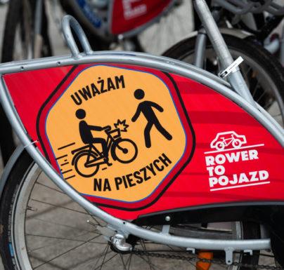 (Polski) Powrót Pruszkowskiego Roweru Miejskiego